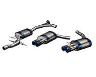Agency Power Titanium Catback Exhaust 2 Door Audi A5 2.0L Turbo