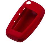 Agency Power Matte Red Plastic Key FOB Protection Case Audi B7 A4 Allroad 05-08 RS4 A3 B7 A4 RS4 A6 S6 Q7 R8 S4 TT