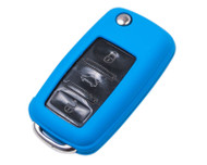 Agency Power Baby Blue Plastic Key FOB Protection Case Volkswagen MK6 Golf GTI 10-14 Jetta 11-14
