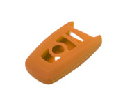 Agency Power Orange Rubber Key FOB Protection Case BMW 13-15