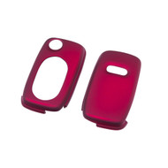 Agency Power Maroon Hard Plastic Key FOB Protection Case Audi B6 | B7 A4 A5 S5 A8 S8 A6 S6 RS4 01-09