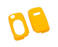 Agency Power Yellow Hard Plastic Key FOB Protection Case Audi B6 | B7 A4 A5 S5 A8 S8 A6 S6 RS4 01-09