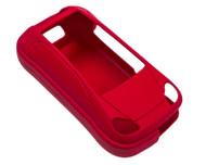 Agency Power Red Plastic Key FOB Protection Case Porsche Cayenne V6 V8 Turbo 03-10