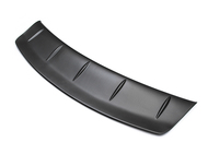 Agency Power Matte Carbon Fiber OEM Spoiler Blade Add On Gurney Flap Nissan R35 GTR 09-15
