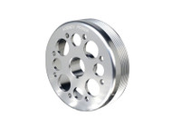 Agency Power Lightweight Silver Crank Pulley Scion tC 11+