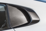 Agency Power Carbon Fiber Side Air Ducts Dodge SRT Viper 13+