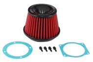 Apexi Power Intake Power Intake Replacement Filter (Filter Only) 80mm May require use of Apex Apapter