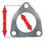 Apexi Triangle Muffler Gasket, 3-Bolt (Honda)