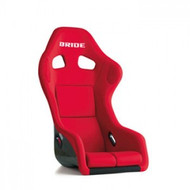 Bride ZETA III PLUS Racing Seat *HANS compatible* - Red FRP