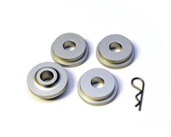 AMS shifter bushings for under the hood *4 piece bushing* for 2008 USDM Model  for Mitsubishi EVO X