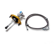 AMS EVO X Clutch Master Cylinder conversion with Master cylinder