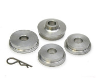 AMS EVO VIII/IX 6 speed shifter bushings (2 piece under the hood)