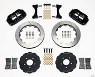 Wilwood SL6R Front Big Brake Kit for Mitsubishi EVO 8/9