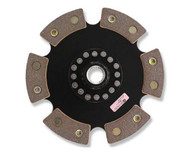 ACT 6-Puck Solid Hub Race Disc  R6 Nissan 350z 2003-2006 Nissan 300zx '87-'96 Infiniti G35 2003-2006