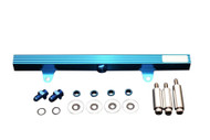 Circuit Sports Billet Aluminum Top Feed Fuel Rail - Mitsubishi Evo 4-9 4G63