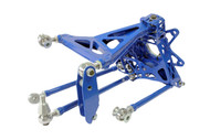 Wisefab Rear Suspension Kit for Nissan 350Z & G35