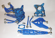 Wisefab Rear Kit for Scion FR-S & Subaru BRZ