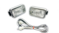 P2M Jdm Type-X Single Post Front Position Lights for Nissan 180SX