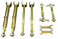 Xcessive Manufacturing - Toyota JZX90 and JZX100 Rear Adjustable Arms