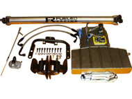 Fueled Racing S14 240sx LSX Full installation kit 95-98