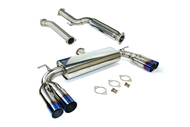 ISR Performance Street Exhaust - Hyundai Genesis Coupe 2.0T 09+