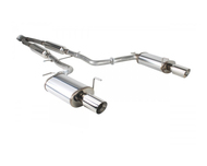 Stillen Near Cat-Back Exhaust 11-13 Infiniti M37 / 14-17 Q70 3.7L- Does Not Fit Q70L