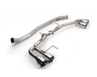 "Stillen Back Exhaust System 09-15 Nissan Gt-R - W/5"" Tips"