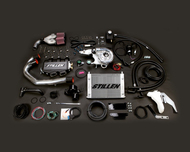 Stillen Supercharger System 12-17 370Z Nismo Only - Polished S/C
