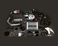 Stillen Supercharger System 14-15 Infiniti Q50 (Polished) *Not For Cars W/ Adaptive Steering*