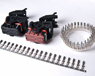 Radium T4E Ecu Connector And Pins, 2006+ Lotus 2Zz-Ge
