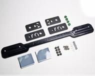 Radium Modular Rear Clam Kit, Lotus Elise 2Zz-Ge, Titanium Color