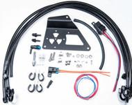 Radium Fuel Surge Tank Kit For Mitsubishi Evo X, Fst Sold Separately