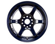GramLights Winning Blue 57DR Wheel 18x9.5 5x100 38mm