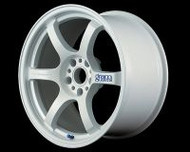 GramLights White 57D Wheel 18x9.5 5-114.3 12mm