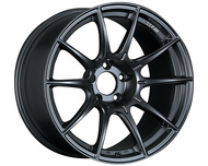 SSR GTX01 Wheel Flat Black 18x10.5 5x114.3 22mm