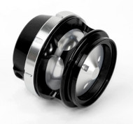 TurboSmart Raceport Universal - BLACK (NO weld flange) Female flange (fits TiAl style flanges)