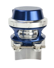 TurboSmart BOV Raceport - Universal for Supercgharged application - BLUE