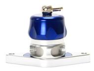 TurboSmart BOV Vee Port Pro Subaru - Blue