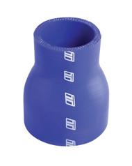 "TurboSmart Hose Reducer 3.00-4.00"" - Blue"