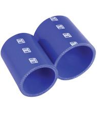 """TurboSmart Straight 1.00"""" ID x 60mm - Blue"""