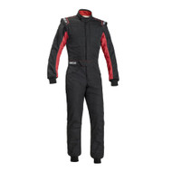 Sparco Suit Sprint Rs2.1 56 Black/Red