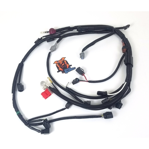 wiring specialties s14 ka24de lower harness for 240sx s14. Black Bedroom Furniture Sets. Home Design Ideas