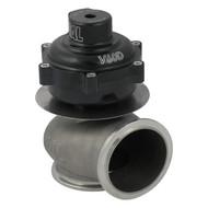 Tial V60D Wastegate .4 bar (5.96 psi) Black