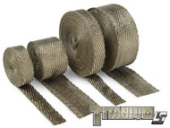 DEi Thermal Exhaust Wrap - Titanium