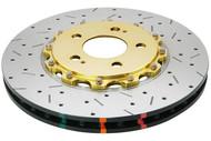 DBA 5000 Series Rotors Front Drilled/Slotted Rotors for Mitsubishi Lancer Evolution 8,9