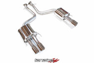 Tanabe Medalion Touring Exhaust for Lexus GS-F '16-'17