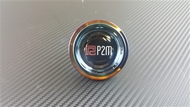 P2M Round Neo Chrome Oil Cap for Toyota (NON-CLIP TYPE)