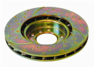 EBC GD Series Performance Brake Rotors (Front) - Subaru Impreza / 2.5RS 98-01