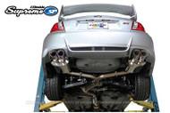 GReddy Supreme SP Exhaust for Subaru STI Sedan 11-14