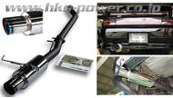 HKS Hi-Power Ti Tip Exhaust - Nissan 240sx 95-98 S14